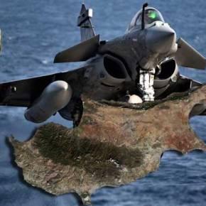 ΤΑΛΩΣ 2021: Στον ουρανό της Κύπρου θα πετάξουν σήμερα γαλλικάRafale
