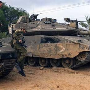 Έτοιμο για χερσαία επίθεση το Ισραήλ: Εκατοντάδες άρματα περικυκλώνουν την Γάζα – Κλήθηκαν χιλιάδες έφεδροι(βίντεο)