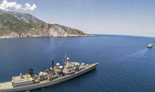 Greek-Navy-exercise-2