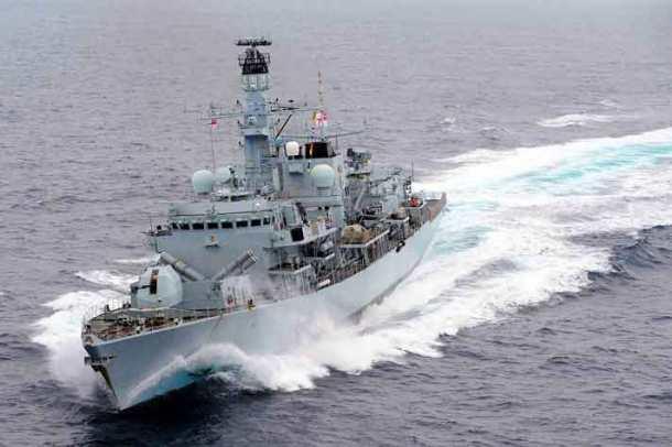 HMS-Montrose-Type-23-frigate