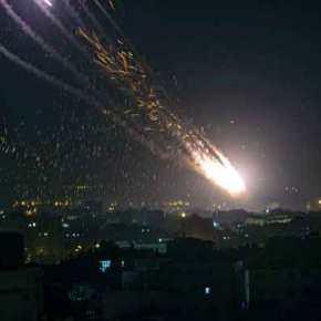 Ενεργοποιήθηκε το Iron Dome και στο βόρειο Ισραήλ: 1.500 ρουκέτες από την Χαμάς -Πάνω από 70νεκροί