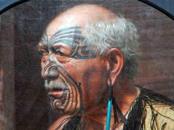 Maori-chieftan-New-Zealand-Flickr-image-by-Michael-Coghlan