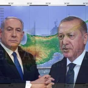 Ρώσοι: »Ο Νετανιάχου θα βυθίσει τουρκικά πλοία εάν προσεγγίσουν τηνΓάζα»