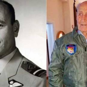 Γιώργος Πλειώνης: Ο θρύλος της Ελληνικής ΠολεμικήςΑεροπορίας