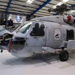 Παραδίδεται στις 6 Μαΐου το πρώτο αναβαθμισμένο ελικόπτερο Aegean Hawk S-70 τουΠΝ