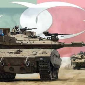 "Aνίερη συμμαχία Τουρκίας & Πακιστάν: ""Nα χτυπήσουμε στρατιωτικά τοΙσραήλ»"