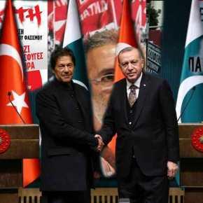 Η κρίση ξεκινά: Οι Τούρκοι φέρνουν και την πακιστανική ΠΑ σε Αιγαίο-Α.Μεσόγειο
