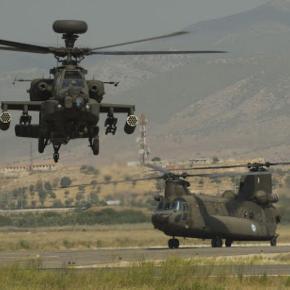 Η Αεροπορία Στρατού δημιουργεί το «κλιμάκιοΚρήτης»
