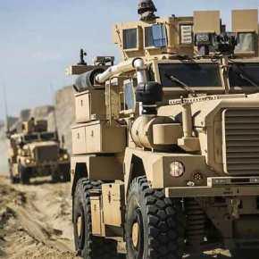Ειδικές Δυνάμεις: Έρχονται 500 Humvee και 500 θωρακισμένα οχήματαCougar
