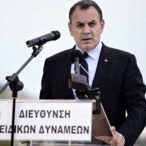 Ν. Παναγιωτόπουλος: Οι Ειδικές Δυνάμεις αιχμή του δόρατος για την εθνικήανεξαρτησία