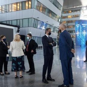 Συνάντηση Ράμα – Μητσοτάκη στις Βρυξέλλες, επιταχύνεται η διαδικασία επίλυσης των θαλάσσιωνσυνόρων