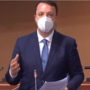 Ο Νικολόσκι στις Βρυξέλλες: Θα παλέψω και για τα δικαιώματα των «Μακεδόνων» στηνΕλλάδα