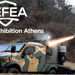 DEFEA – Defence Exhibition Athens 2021: Εντυπωσιακή η παρουσία τουΙσραήλ