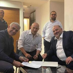 Άραβες μπαίνουν στην κυβέρνηση του Ισραήλ – Πανηγυρίζει ηΆγκυρα