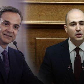 «Σεισμός» στη ΝΔ για τη συμφωνία με τα Σκόπια: «Να μην ψηφιστεί» ζητά ο Κ.Μπογδάνος -Καταψηφίζουν Κ.Καραμανλής-Α.Σαμαράς