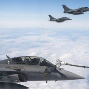 """Οι εξελίξεις με τα μαχητικά Rafale της Αιγύπτου """"βγάζουν συμπεράσματα"""" και για τηνΕλλάδα"""