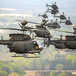 Εφιάλτης για την Τουρκία: Tα Kiowa θα »σφαγιάσουν» όλα τα αποβατικάκύματα