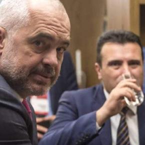 Ο Έντι Ράμα αστειεύεται με τον Ζάεφ: Ελπίζω να μην θέλουν να αποκαλείστε 'Δυτική Βουλγαρία'