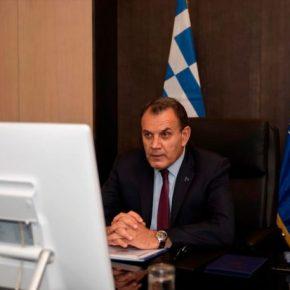 Συμμετοχή ΥΕΘΑ Νικόλαου Παναγιωτόπουλου στη Σύνοδο Υπουργών Άμυνας τουΝΑΤΟ