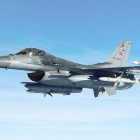 Η Τουρκία αναβαθμίζει τα F-16 στην αεροπορική βιομηχανίατης