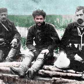 ΣΑΝ ΣΗΜΕΡΑ – 7/20 Ιουνίου 1907: Η θανάτωση του καπετάνΆγρα