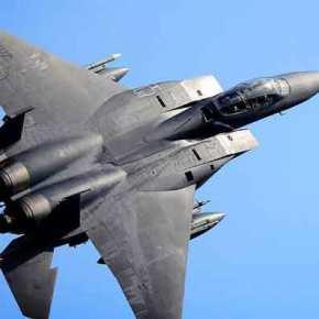Αμερικανικά F-15E πάνω από Χίο και Λέσβο: Κοινές ασκήσεις βομβαρδισμού με F-16 τηςΠΑ