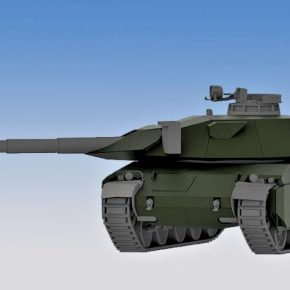 Η πρόταση εκσυγχρονισμού της EODH για τα ΑΜΧ-30 της ΕθνικήςΦρουράς