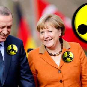 Η Μέρκελ σιωπά για τη χρήση χημικών όπλων από τον τουρκικό στρατό κατά τωνΚούρδων