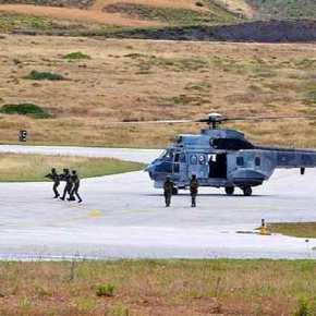 Φτιάχνουν Διοίκηση Ειδικού Πολέμου χωρίς την μονάδα διάσωσης πιλότων σε περίπτωσηκατάρριψης;