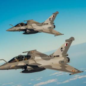 Το Κατάρ στέλνει Rafale και στρατό στην Τουρκία για 5χρόνια
