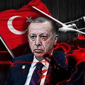 """Ερντογάν: """"Υπερασπιστής"""" των Παλαιστινίων ,σφαγέας τωνΚούρδων"""