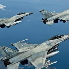 »Εφιάλτης» τα αναβαθμισμένα F-16 για τηνΆγκυρα