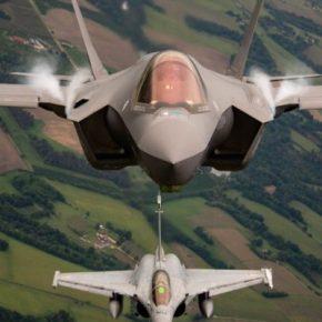 Το παράδειγμα της USAF δείχνει το μέλλον και στην ελληνική Πολεμική Αεροπορία και στις ΕΔ γενικά,ακούμε;