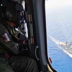 Κοινή άσκηση έρευνας-διάσωσης Κύπρου – Ελλάδας «Σαλαμίς – 03/21» (Εικόνες,Βίντεο)