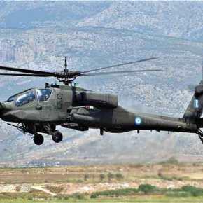 Προχωράει η περιορισμένη αναβάθμιση των ΑΗ-64ΑApache