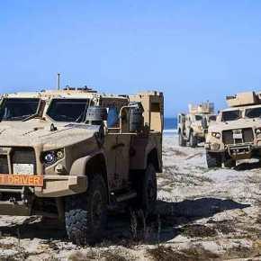 Ενημέρωση ΓΕΣ για μεταχειρισμένα Cougar MRAP και τακτικά οχήματα JLTV από τιςΗΠΑ
