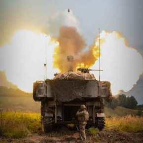 Κινητικότητα στο Πυροβολικό μάχης σε Ελλάδα και Τουρκία: Ποια προγράμματα βρίσκονται σεεξέλιξη