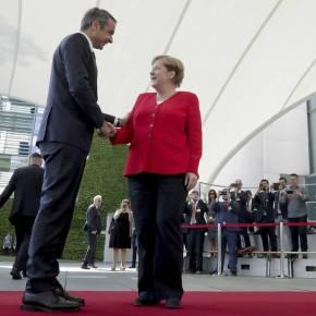 Μητσοτάκης – Μέρκελ: Γιατί ο Έλληνας Πρωθυπουργός δεν εμπιστεύθηκε ποτέ την ΓερμανίδαΚαγκελάριο;
