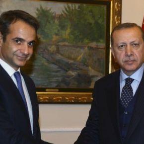 Όλα όσα συζητήθηκαν στην χθεσινή συνάντηση Μητσοτάκη-Ερντογάν