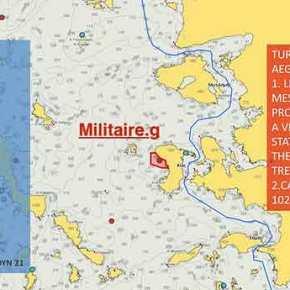 """Τουρκικές """"απαγορεύσεις"""" για ελληνικές ασκήσεις δυτικά της Χίου και στο ΘρακικόΠέλαγος!"""