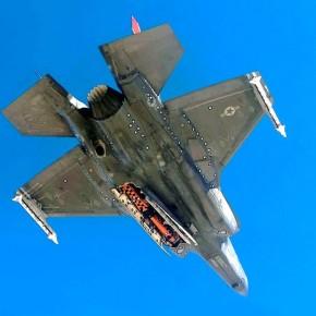 Περισσότερα όπλα, λιγότερα μαχητικά για την USAF… δίδαγμα για την ελληνική ΠολεμικήΑεροπορία