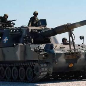 NAPOS: Το σύστημα πλοήγησης και τάξης που αξιολογεί το Ελληνικό Πυροβολικό για ταM-109