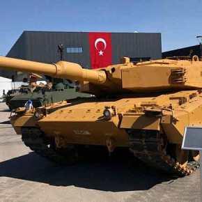 Η Τουρκία εγκαθιστά στα LEO2A4 ολοκληρωμένο σύστημα αυτοπροστασίας και αλλάζει τηνισορροπία