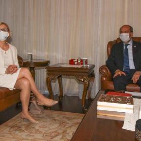 """Σοκ από ΟΗΕ: Υποβάθμισε σε """"κοινότητα"""" την ΚυπριακήΔημοκρατία"""