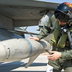 Η ώρα της αλήθειας έφτασε για την Πολεμική Αεροπορία : Η ραχοκοκαλιά του αεροπορικού στόλου διαλειτουργική και με νέα όπλα στηφαρέτρα