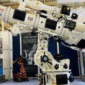 DEFEA 2021: Όπλο λέιζερ υψηλής ενεργείας παρουσιάζει η Ελληνική εταιρεία SoukosRobots