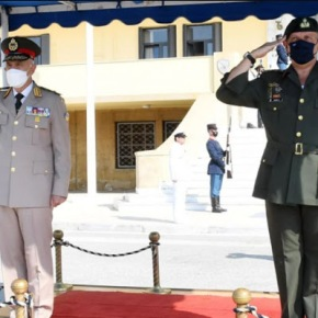 Αίγυπτος: Η επίσκεψη του αρχηγού Επιτελείου των ΕΔ στηνΕλλάδα