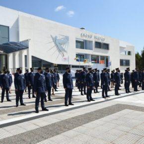 Ονομασία Νέων Ανθυποσμηναγών της Πολεμικής Αεροπορίας(pics)