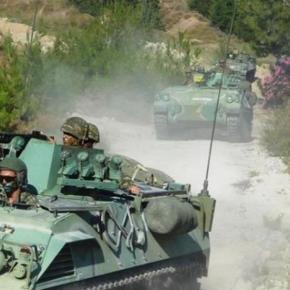 Οι τουρκικές βάσεις στα Κατεχόμενα απαιτούν την μεταφορά πάνοπλης ελληνικής μεραρχίας στηνΚύπρο