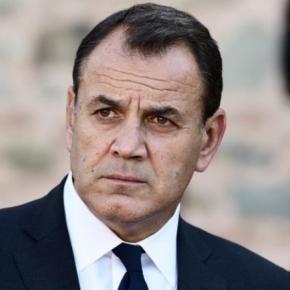 Δε… «μάσησε» τα λόγια του οΠαναγιωτόπουλος